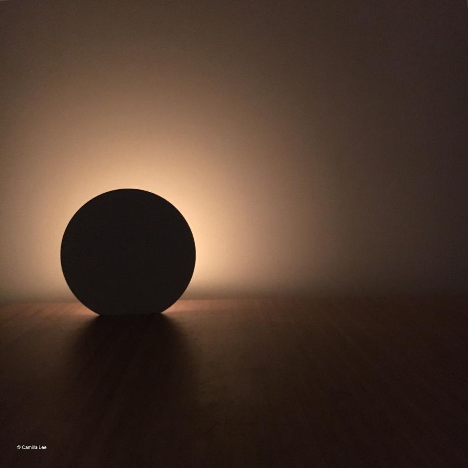 Hidden tealight